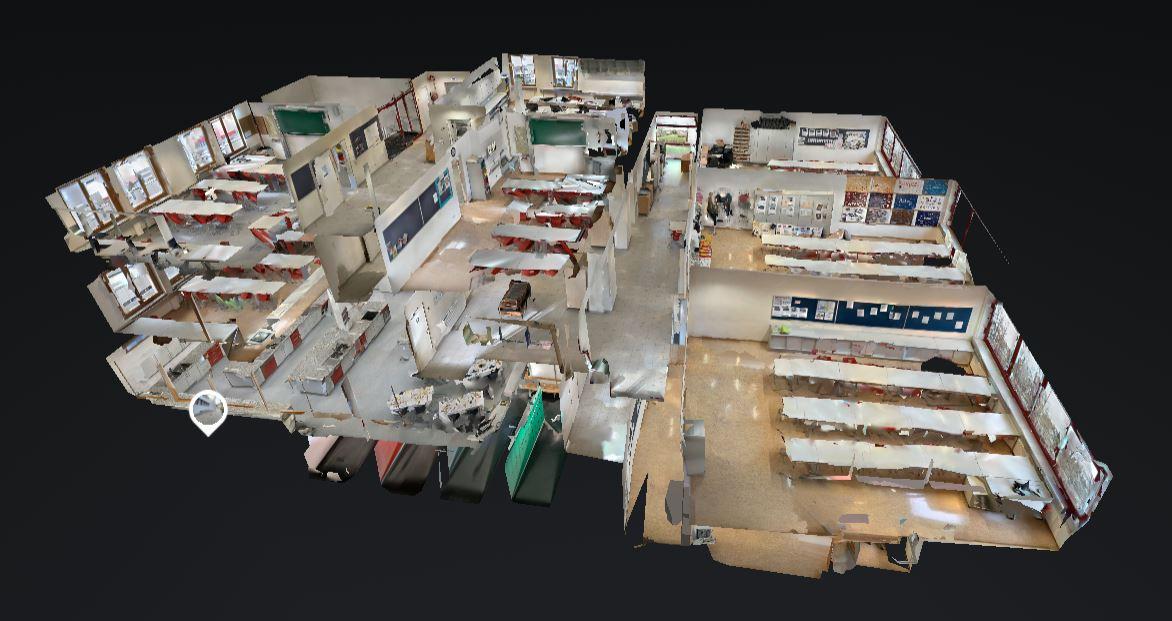 3D Schulhausführung